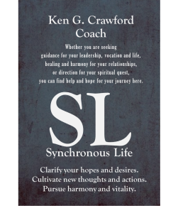 Synchronous Life 4x6 front