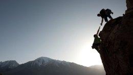 hand up rock climbing 1