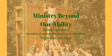 Ministry BeyondOur Ability